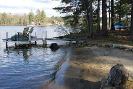 Quiet Private Lake. Enjoy Boating. - Haus