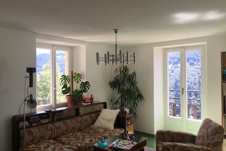 Appartamento con vista sulle alpi. - Capriasca