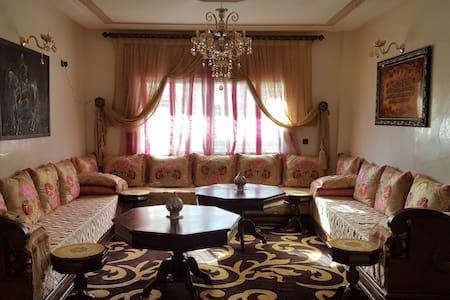 Magnifique appartement duplex à FES - Byt