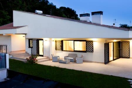 Villa Aranova near Rome  - Rumah