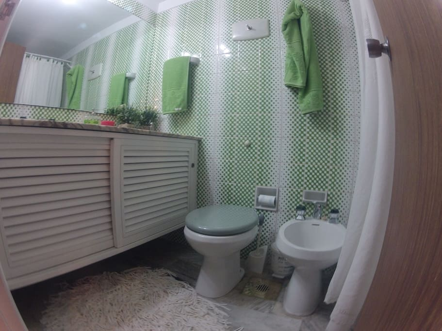 mail bathroom (en suite)