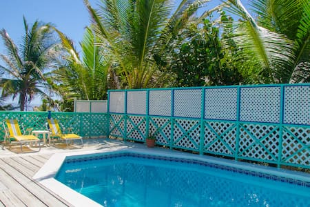 Barbadian Style Cottage with Pool