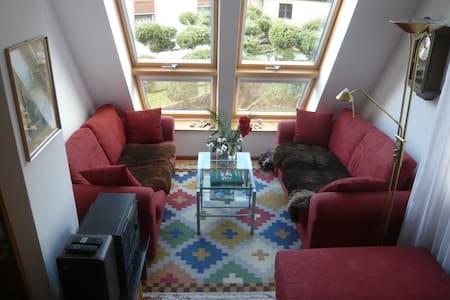 Gemütliche Maisonette-Ferienwohnung - Appartamento