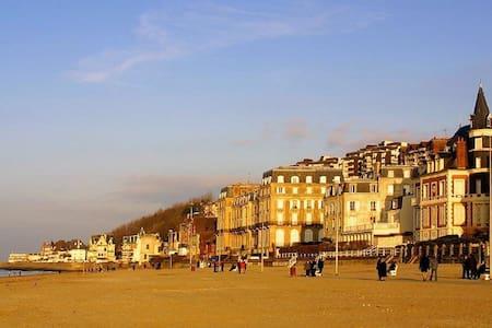 Beachfront apt in select residence