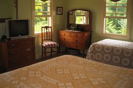 Trafalgar B&B - Green Room - Bed & Breakfast