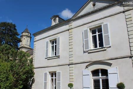 Aux Lumières de Loire: Les Jardins - Saint-Florent-le-Vieil - Bed & Breakfast