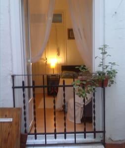Room days/weeks sharedFlat &Realejo - Granada - Apartment