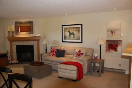 Akiskinook condo by the lake - Windermere - Appartement en résidence