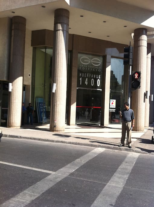 Santiago Centro 1 bdrm. apt.
