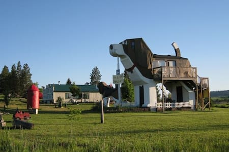 Dog Bark Park Inn B&B - Cottonwood - Bed & Breakfast