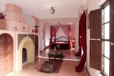 Royal Suite in Medina B&B/SPA/pool - Marrakesh - Bed & Breakfast