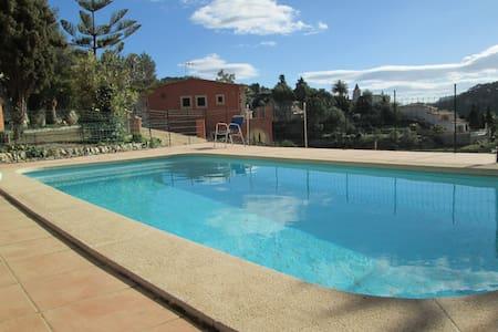 Beautiful Villa w/swimmingpool - Puigpunyent