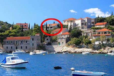 One bedroom apartment with terrace Prigradica, Korčula (A-193-c) - Lain-lain