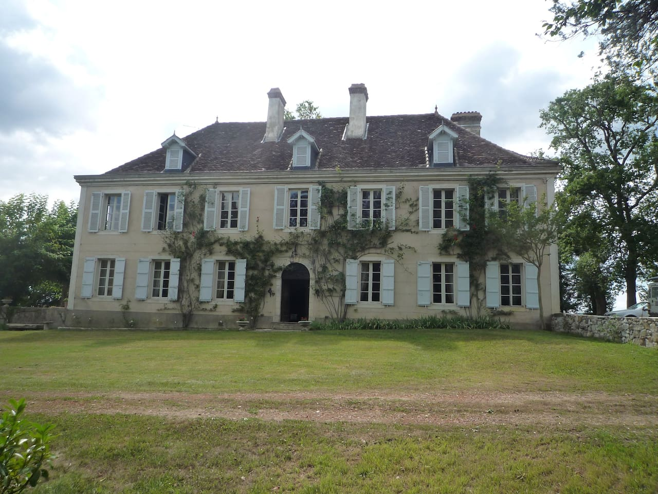 Beautiful Chateau Biscay