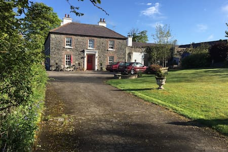 Familyrun B & B offering comfortable accommodation - Cloughmills - Bed & Breakfast