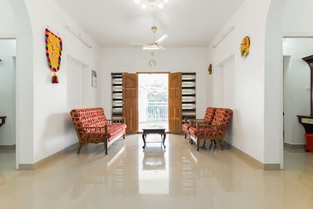 Two rooms modern Home near Athirappily
