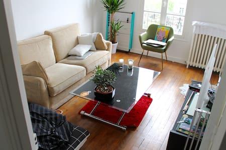 Appartement 50 m2 Paris - Clichy