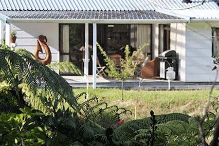 Protea Park Cottage, quiet paradise - Pukenui - Chalet