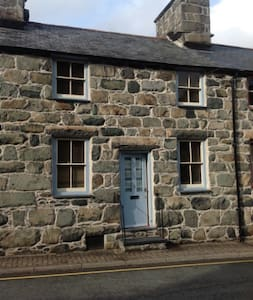 200 year old townhouse in Dolgellau - Rumah