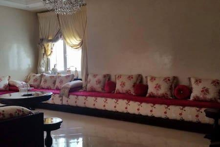 Linda piso marroquí en pleno centro de kenitra - Schlafsaal