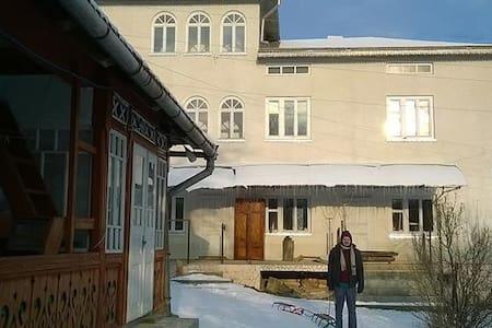 Uglück Haus - Haus