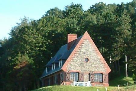 Hameau de Bruneval /proche Etretat - House