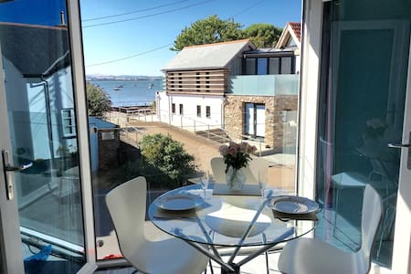 Estuary Studio with stunning views - Lympstone - Casa