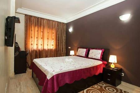 欢迎回家 >> Flat Room & Private Bathroom - Casablanca