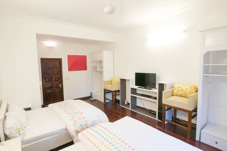 Cozy 2beds queen Bedroom - hanoi - Bed & Breakfast