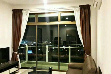 Cosy Home @ Parc Regency - Apartment
