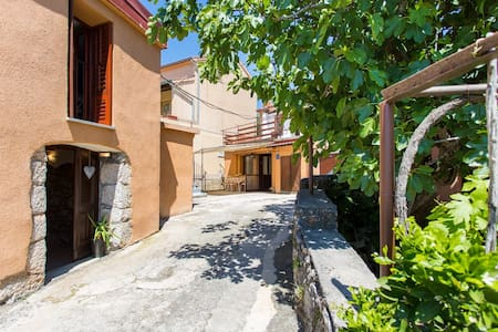 Apartment Ornela 2 in Risika on island of Krk - Apartment