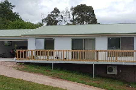 Beautiful New Home in Sheffield TAS - House