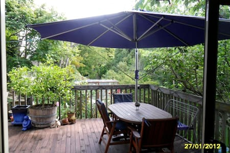 Peaceful Gully & Garden Location - Bed & Breakfast