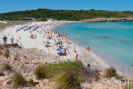 Charming apartment in Menorca beach - Es Mercadal - Flat