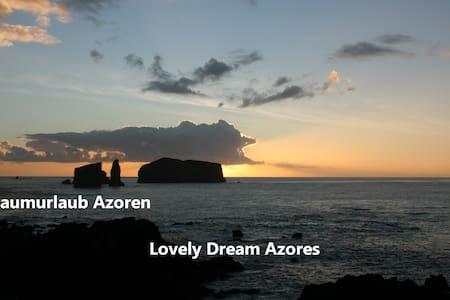 "Traumurlaub Azoren ""Lovely Dream Turismo"" - Ginetes - Rumah"