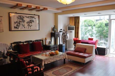 与拙政园、博物馆、平江路比邻而居的江南庭园人家 - Suzhou - Apartment