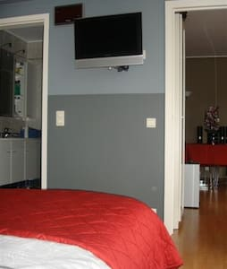 Luxury 1 bedroom flat for business travelers - Evere