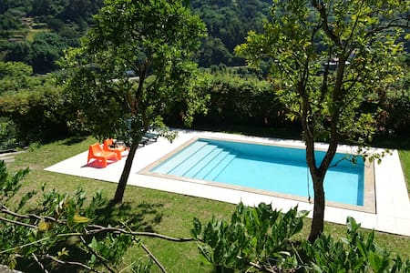Guesthouse with Private Pool - Casa da Raposeira - Paços de Gaiolo - Guesthouse