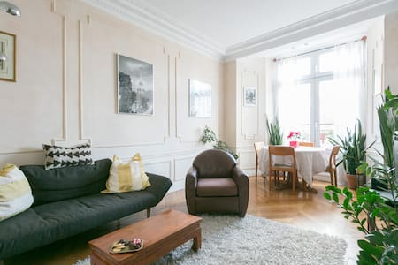 Lovely room in spacy flat - Paris