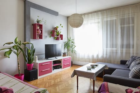 Enjoy Skopje from the city centre - Apartment