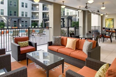 Downtown Orlando 1Bed/1 Bath Luxury Apartment - Apartment