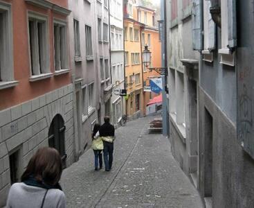 New: Like a Junior Suite in the Oldtown - Zürich - Leilighet