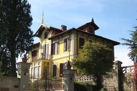Villa Facta B&B, charme and relax - Pinerolo - Bed & Breakfast
