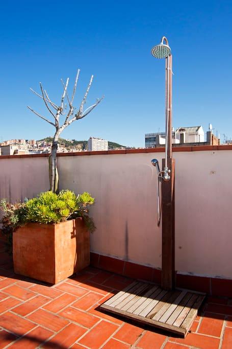 Atico con encanto y terrazas apartments for rent in - Terrazas con encanto ...