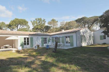 Villa avec jardin proche plage 3 - La Couarde-sur-Mer - Villa