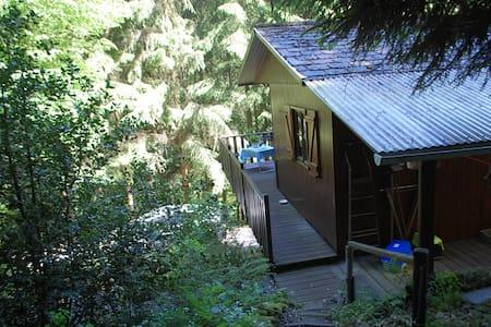 Wooden Cabin - Kisház