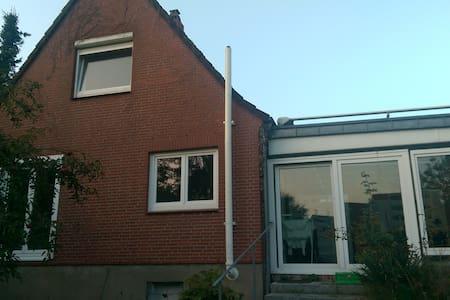 Gemütliches Haus mit Kamin - Ev