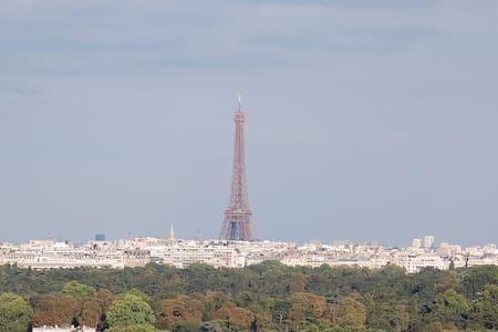 PARIS BELLA VISTA: A COMPLETE HOUSE - Suresnes - Villa