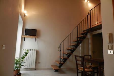 CHIOCCIOLA  DI MAREMMA - Monterotondo Marittimo - Apartment