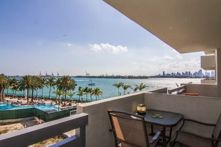 SOUTH BEACH AMAZING LUXURY HI ~RiSE - Wohnung